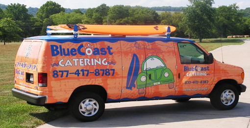 Blue Coast Catering